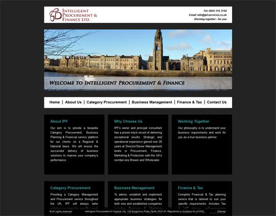 Intelligent Procurement and Finance Ltd