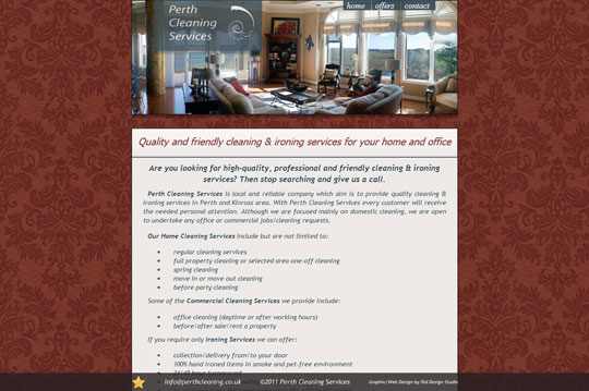 Perth Cleaning Services – Best Cleaning and Ironing Company in Perth, Scotland
