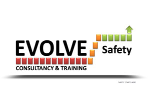 EVOLVE Safety – Consultancy and Training - Web design