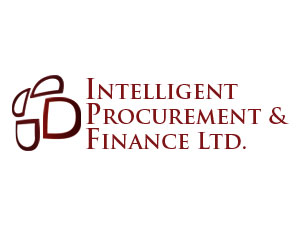 IPF Services logo design