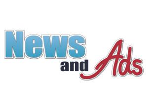 News and Ads - Logo design