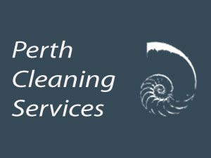 Perth Cleaning Services - Logo design